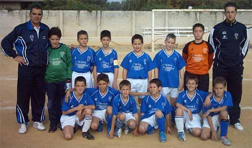BENJAMÍN A 200405