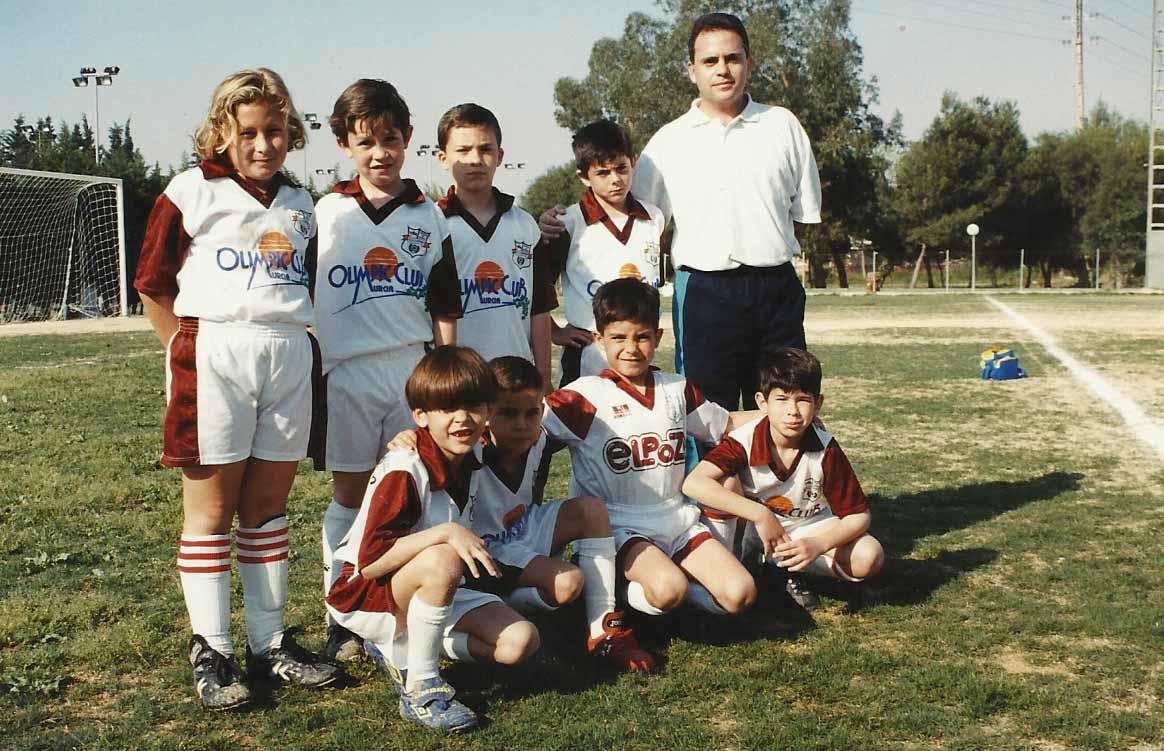 PREBENJAMIN 1997-98