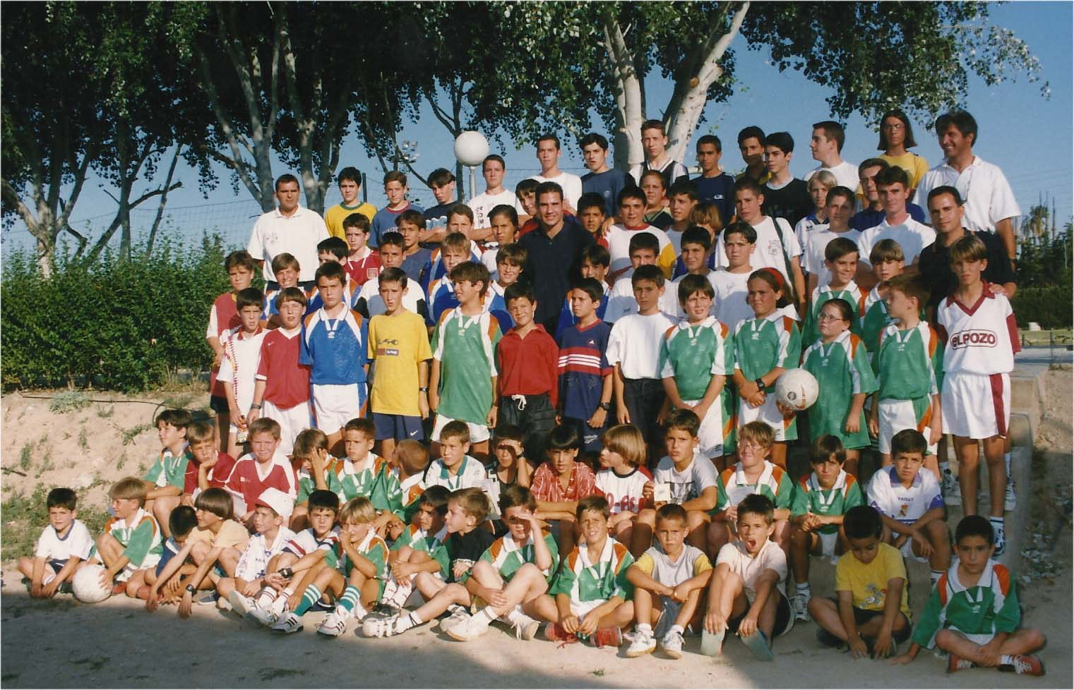 1997/98 ESCUELA OLIMPIC CLUB