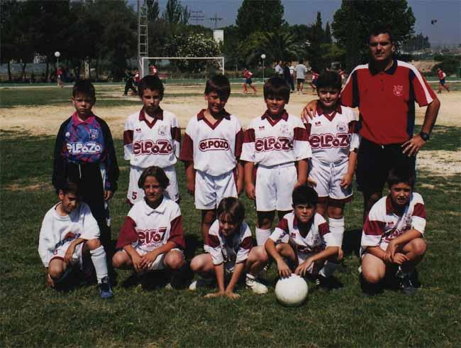 BENJAMIN 1998/99 B
